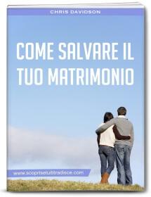 Come Salvare il Tuo Matrimonio