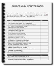 Quaderno di Monitoraggio